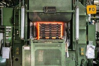 Ingresso cesto in forno a camera orizzontale Ipsen