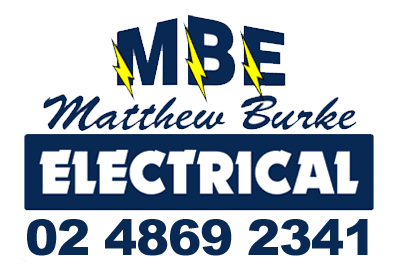 matthew burke electrical pty ltd business logo