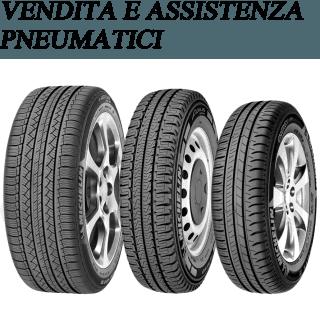 vendita e assistenza pneumatici