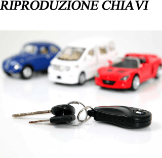 riproduzione chiavi