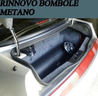 bombole metano