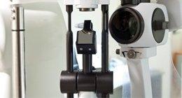 Microscopio oftalmologica