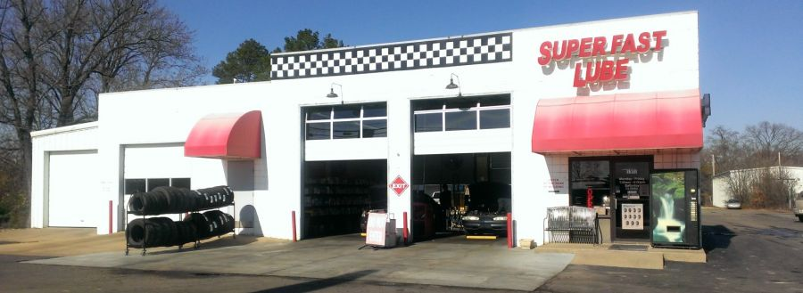 auto repair service in Russellville, AR