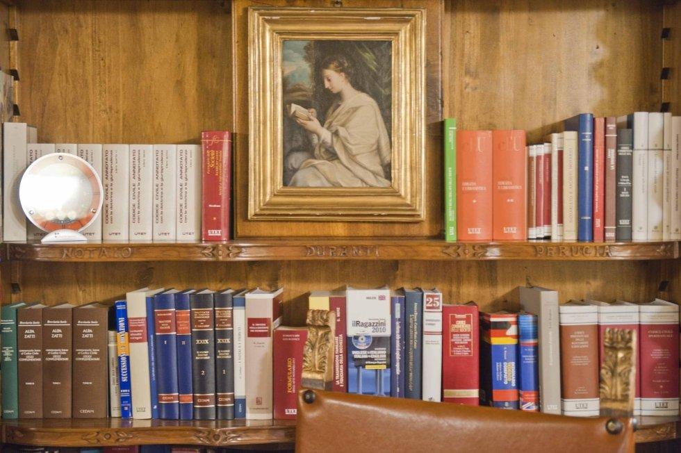 Libri di studio attività notarile