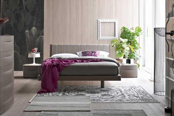 Camera da letto legno