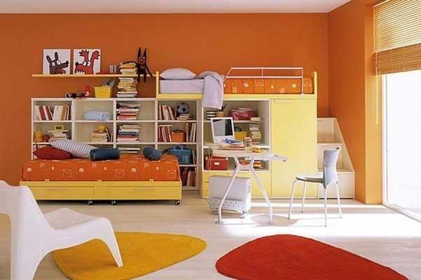 Camerette per bambini e bambine