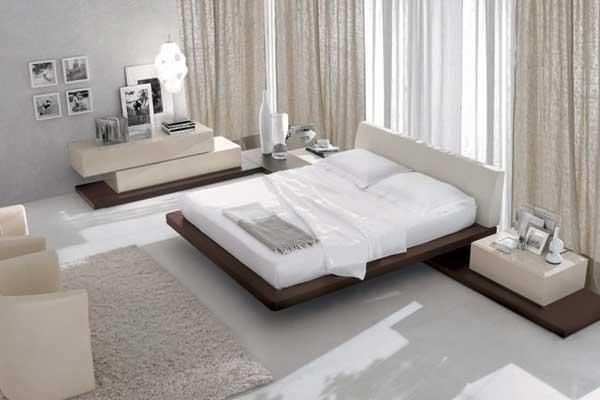 Letto matrimoniale futon