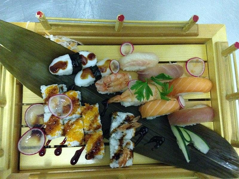 specialità Cinesi e Giapponesi
