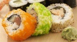 sushi, cibo giapponese