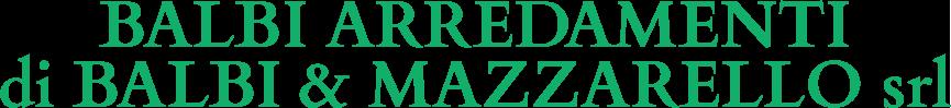 BALBI ARREDAMENTI di BALBI & MAZZARELLO srl - LOGO