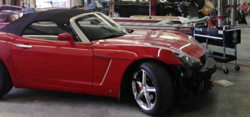 Certified painting technicians provides collision repair in Hinesville, GA