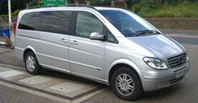 Rent a car - Southowram, West Yorkshire - Hillcrest Car & Van Hire - Van