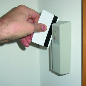 Access control  - Belfast - Johnston Security Limited - Card Swipe System