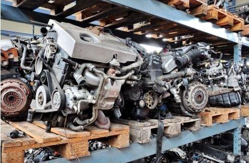 motore e rottami