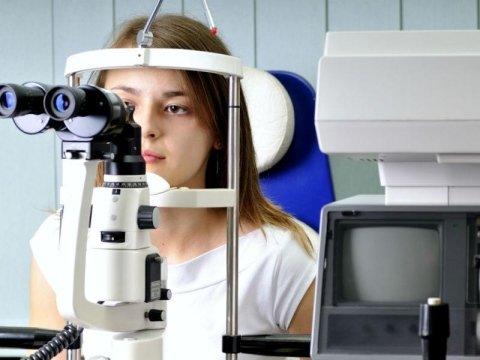 controllo della vista sassari