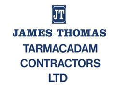 James Thomas Tarmacadam logo
