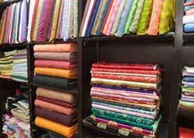 Saree - Southall, Middlesex - Punjab Textiles (London) Ltd  - Fabric Patterns