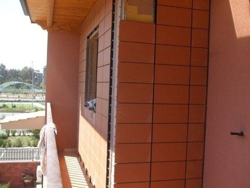 pareti coibentate ed impermeabilizzate