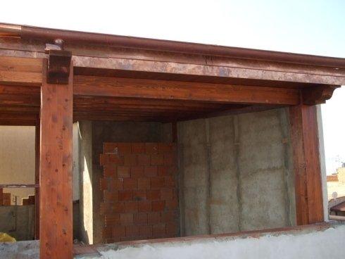 strutture edili in legno