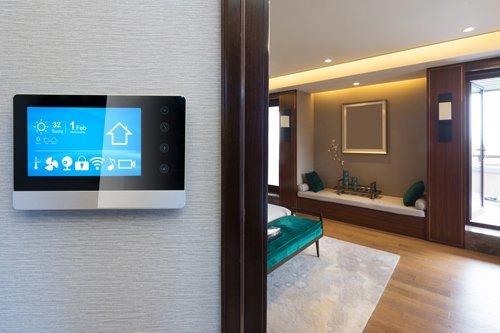impianto di sicurezza digitale per appartamenti privati