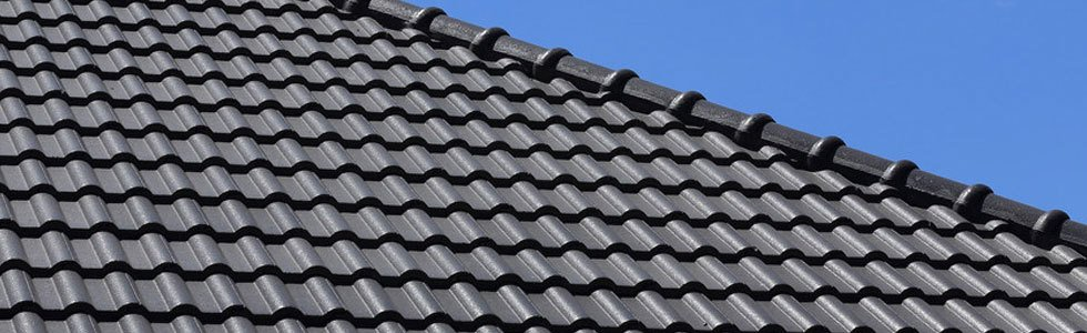Traditional roof tiling
