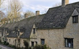 stone roof buildings