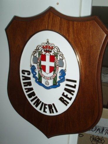 crest carabinieri reali