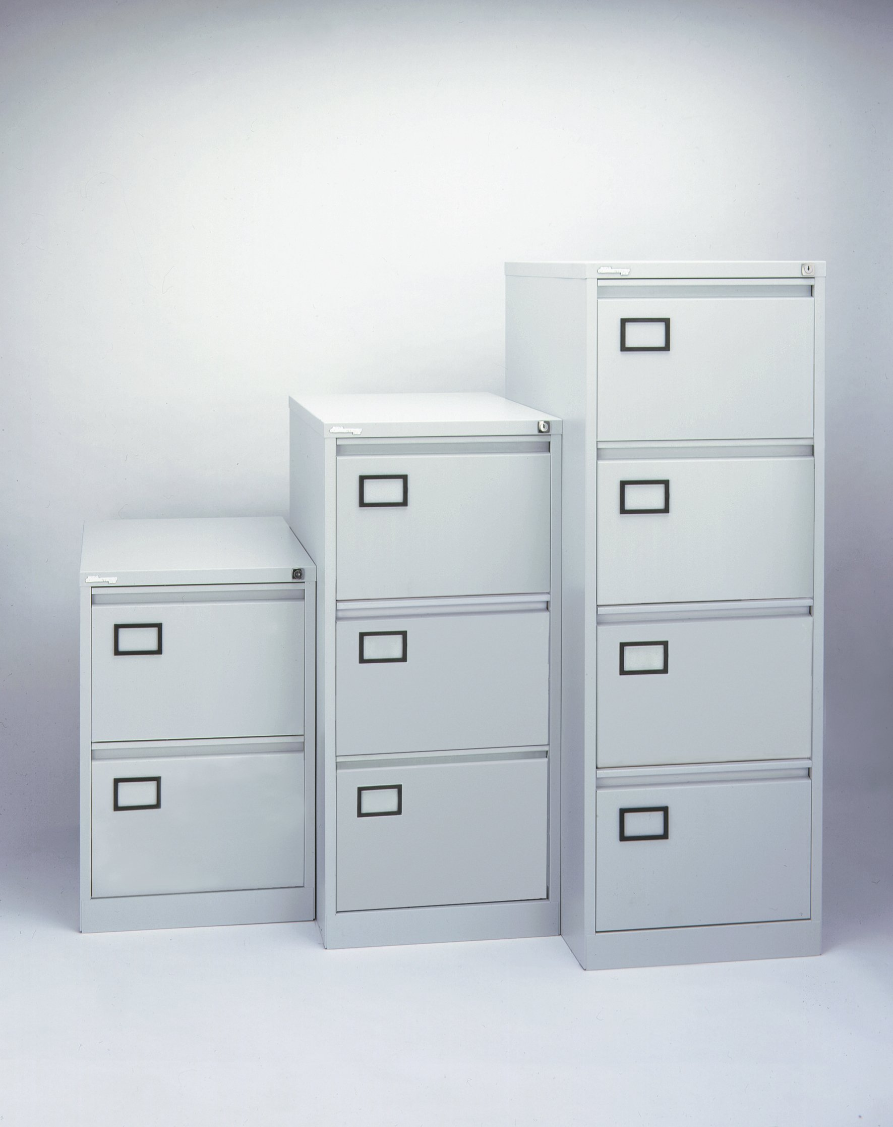 Metal or wood finish filing cabinets - Withy Grove Stores Ltd, Manchester City Centre - Withy Grove Stores Ltd