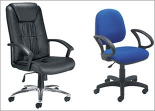 Office chairs - operator to executive