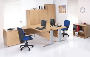 Office furniture, tables and workstations from budget to executive