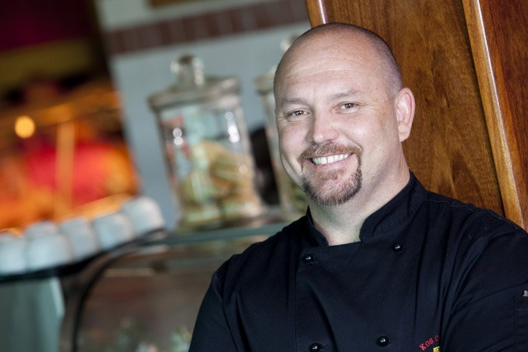 Chef at Club Macquarie