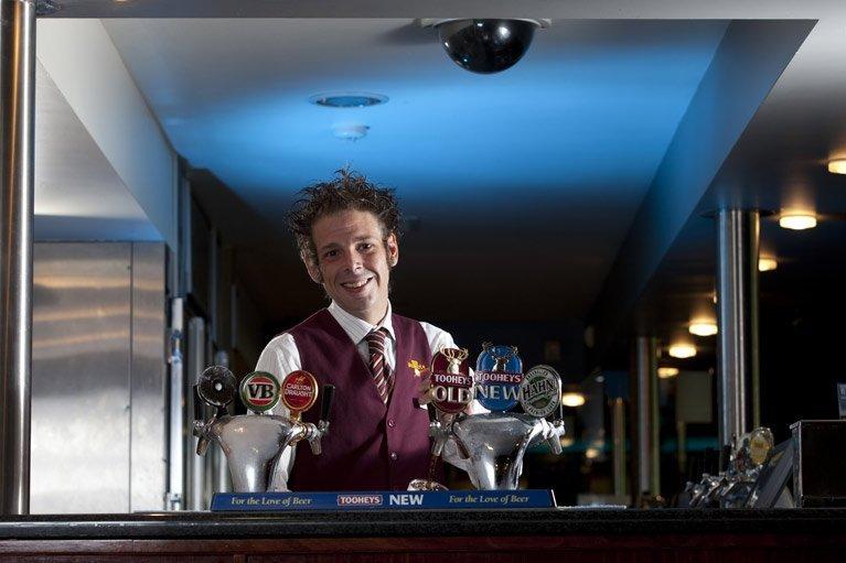 Club Macquarie Employment