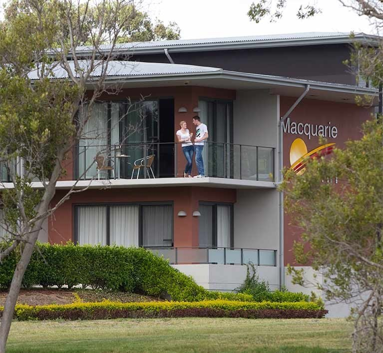 Macquarie Inn Rooms Available
