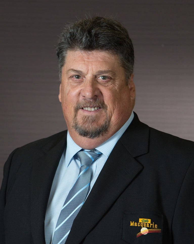 Grahame Ford Club Macquarie Senior Vice President