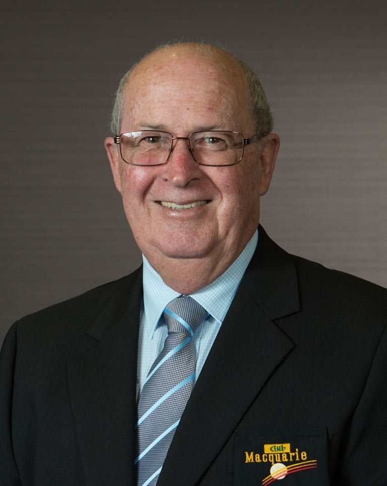 George Clack Club Macquarie Director