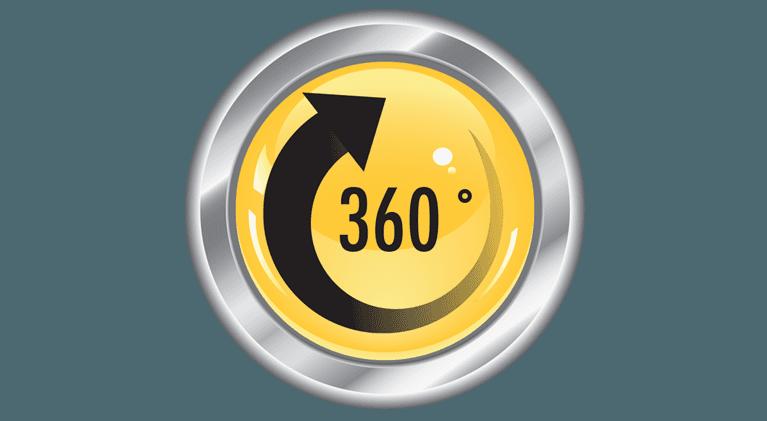 360 degree button