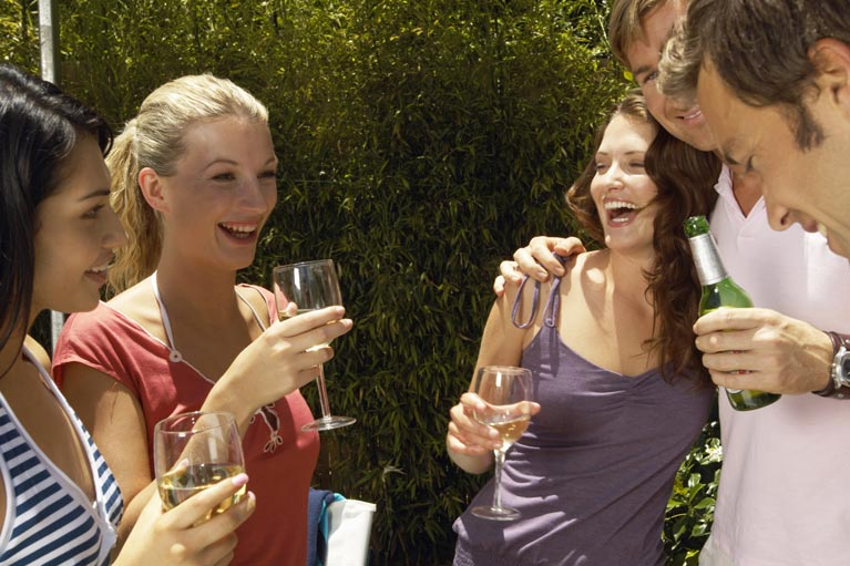 Celebrations at Club Macquarie