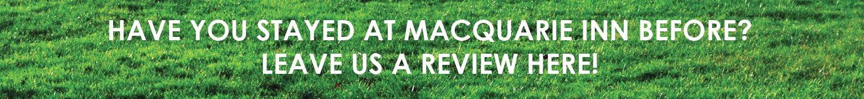 Macquarie Inn Reviews