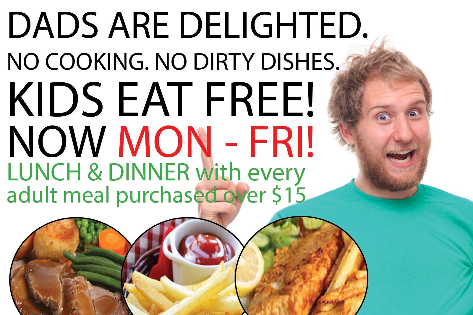 Kids eatFree whats on weekly web2 mod
