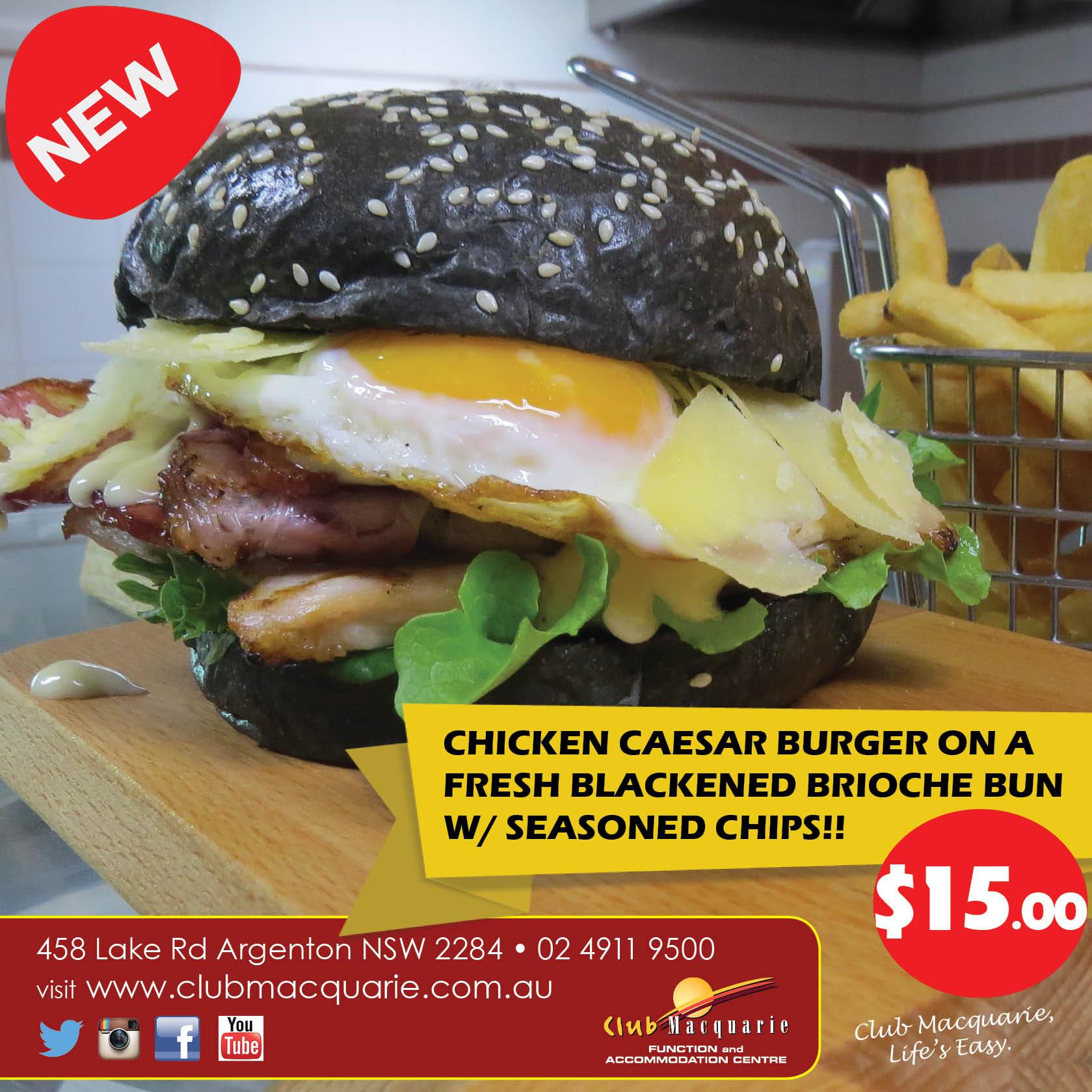 Chicken Caeser Deal fb post