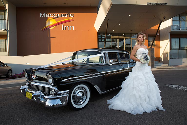 Macquarie Inn Silver rooms