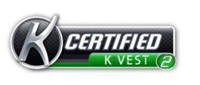 CERTIFIED K-VEST logo