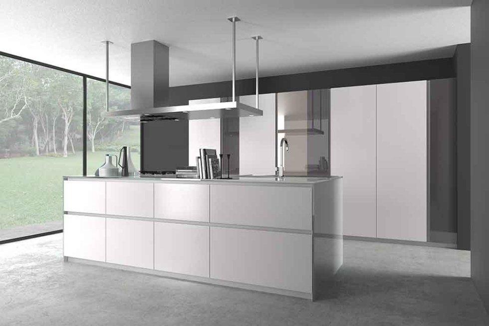 Progetti Cucine Moderne Con Isola. Cheap Di Una Cucina Con Isola ...