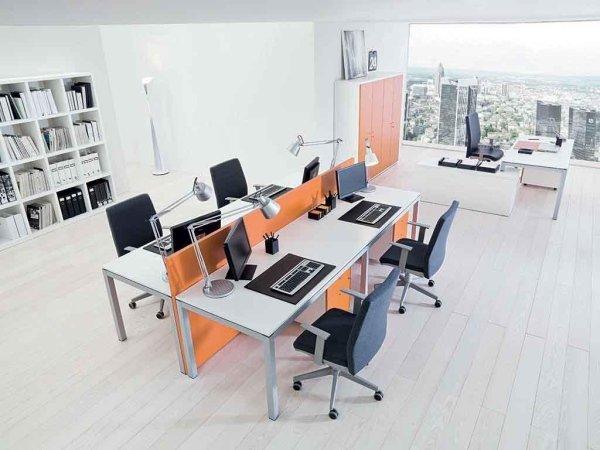 Progetto scrivania ufficio