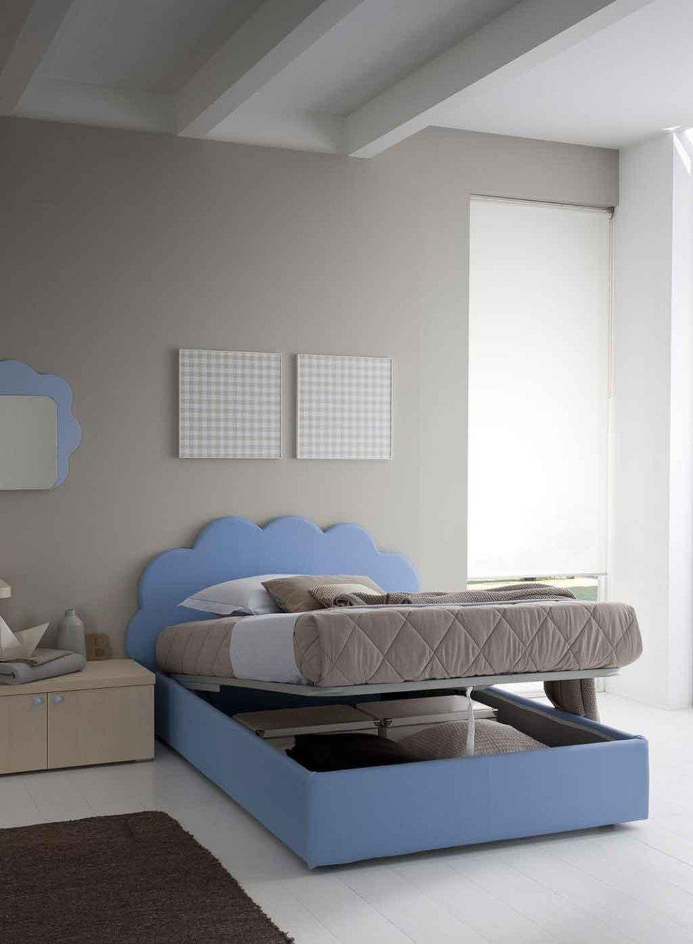 Progetto letto con container