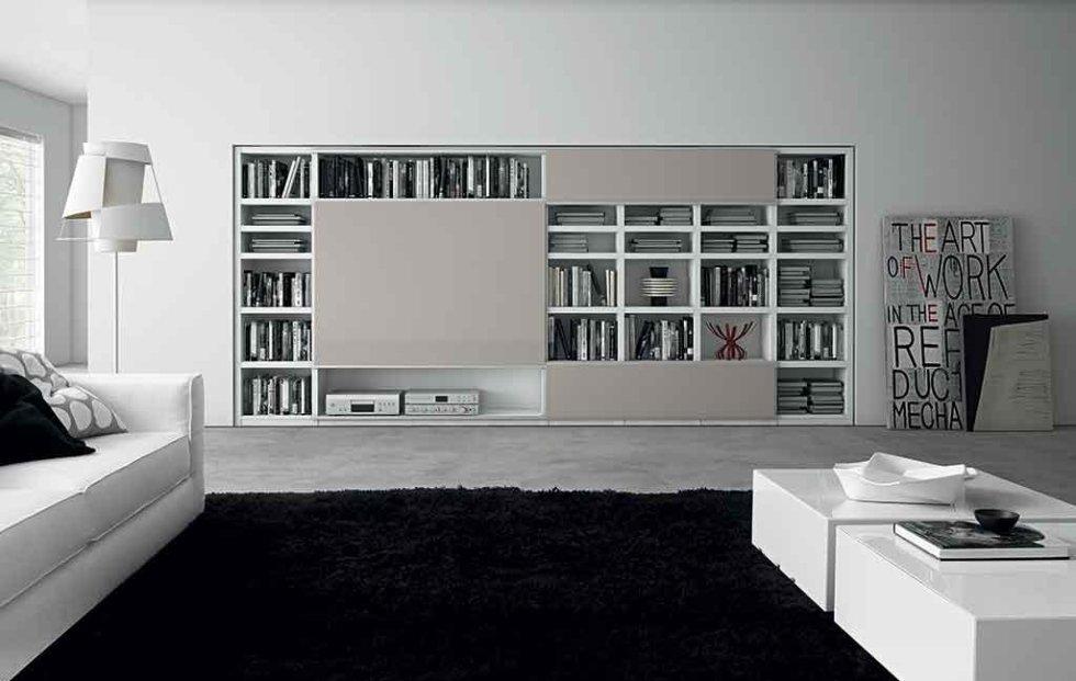 Progetto libreria moderna