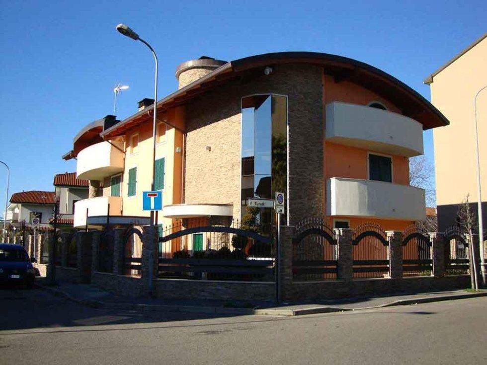 Progetto casa con Geopietra