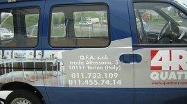 Decorazione automezzi, Torino