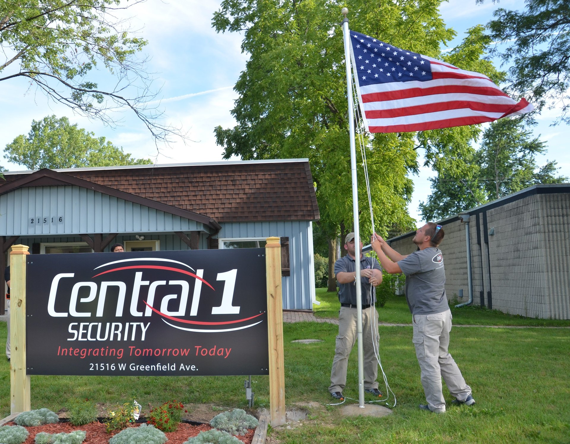 Central 1 Security 2016 WIESA Company of the Year - Security Systems