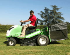 vendita di trattorini per giardinaggio